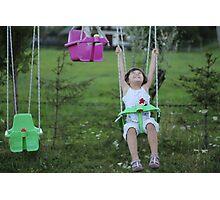 Swingin' free Photographic Print