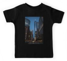 World Financial Center: One World Trade Center Kids Tee