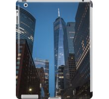 World Financial Center: One World Trade Center iPad Case/Skin