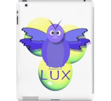 CRITTER X:  LUX iPad Case/Skin