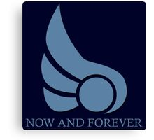 Demacia - Now and Forever Canvas Print