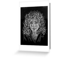 Hello Sweetie - River Song Greeting Card