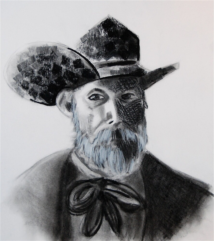 Cowboy Renoir by Sonny  Williams