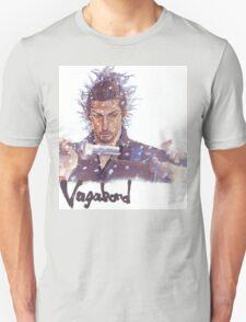 Miyamoto Musashi - Vagabond - Raw Unisex T-Shirt