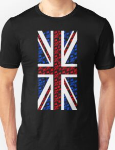 The Silence of the British Unisex T-Shirt