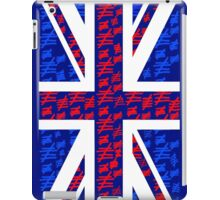 The Silence of the British iPad Case/Skin
