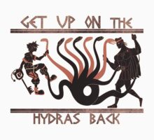 Get Up On The Hydra's Back One Piece - Long Sleeve