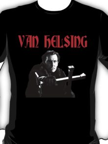 Doctor Van Helsing T-Shirt