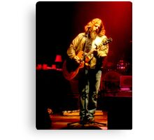 Singer/Songwriter Jamey Johnson Canvas Print