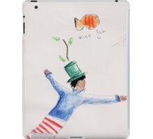 Nice Fish iPad Case/Skin