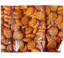 Food - hot rice crispies Poster