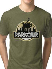 Parkour Tri-blend T-Shirt