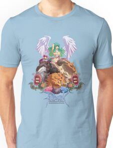 [RO1] Angels and Demons Unisex T-Shirt