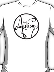 Autism is simply beautiful T-Shirt