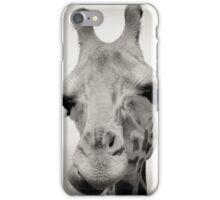 Giraffe I iPhone Case/Skin