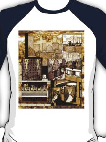 URBAN INFILL: Whistling Past the Graveyard T-Shirt
