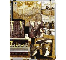 URBAN INFILL: Whistling Past the Graveyard iPad Case/Skin