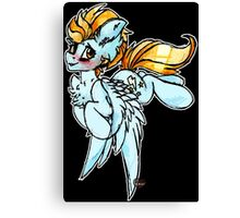 [My Little Pony] Lightning Dust Canvas Print