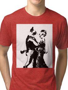 Ballroom Cats Tri-blend T-Shirt