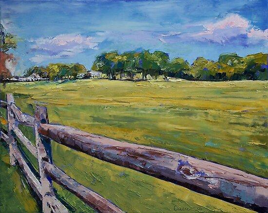 Pennsylvania Farm by Michael Creese