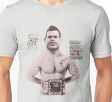 Brown Champion Unisex T-Shirt