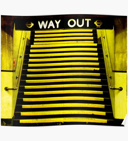 Way Out Poster