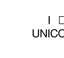 I  UNICODE by overcoded