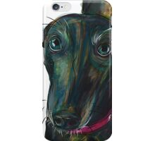 Puppy Eyes iPhone Case/Skin