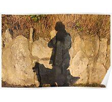 me and saz shadows Poster