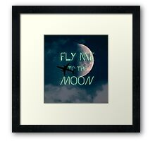 In other words Framed Print