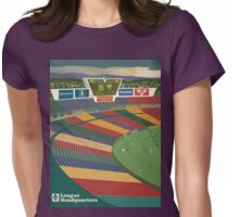 VFL Park - League HQ Hell Kelpie version Womens Fitted T-Shirt