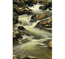 Waterfall - Old Chelsea, Quebec Photographic Print