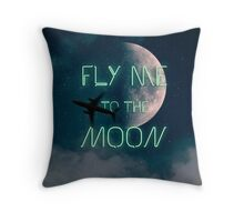 In other words Throw Pillow