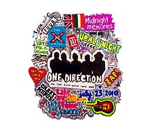 one direction  by xgwenn