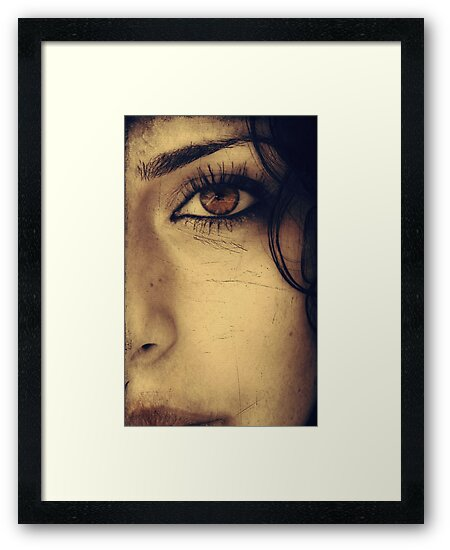 evil eye by Angel Warda
