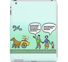 Drone Defender iPad Case/Skin
