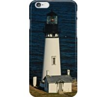 Yaquina Head Lighthouse iPhone Case/Skin
