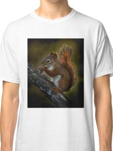 Red Squirrel - Photoshop Manipulation Classic T-Shirt
