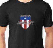 Actually Cpt. Puerto Rico Unisex T-Shirt