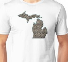 Michigan Petoskey Stone  Unisex T-Shirt