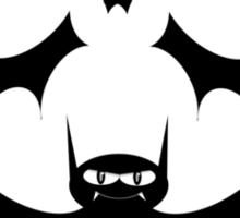 moon bats Sticker