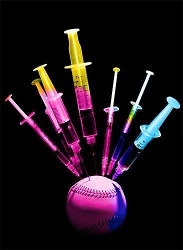 baseball on steroids by Lildudette016