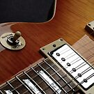 Guitar Icon : &#x27;59 Flametop Les Paul by Nick Bland