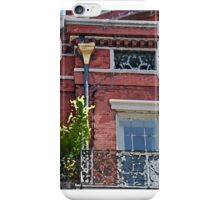 NOLA facade iPhone Case/Skin