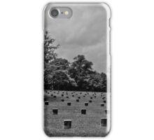 The Forgotten Ones (original photo b/w) iPhone Case/Skin