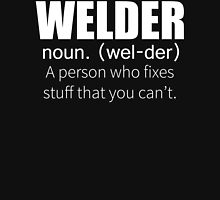 Funny Welder Definition T Shirt Unisex T-Shirt