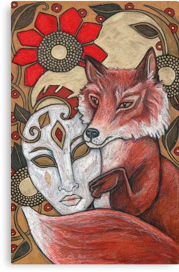 The Fox Maiden by Lynnette Shelley