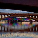 """Rainbow Bridge"" by K D Graves Photography"