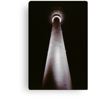 Alexanderplatz TV Tower Berlin Canvas Print
