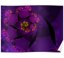 Satin Gift Wrapped Poster